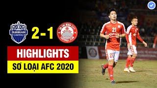 Highlights Buriram United 2-1 CLB TP HCM | Đôi công rực lửa, Công Phượng trở lại ấn tượng | Full HD
