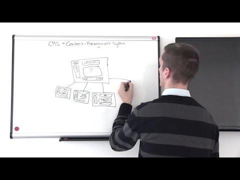 Was ist ein CMS? Content-Management-System erklärt für Beginner | (c) doo!media