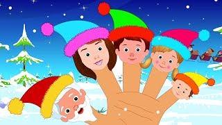 Эльфы палец семьи | Eleves Finger Family | Kids Rhymes Russia | русский мультфильмы для детей