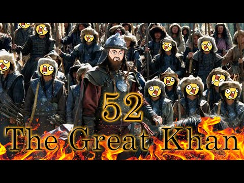 1647 Treaty of Beijing [52] Great Khan Golden Horde EU4 Cossacks
