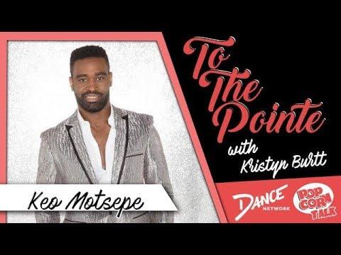 Keo Motsepe - To The Pointe with Kristyn Burtt