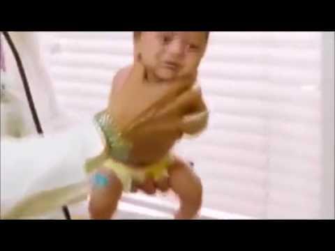 Bebek Gazı Böyle Çıkarılır. İzleyin!!