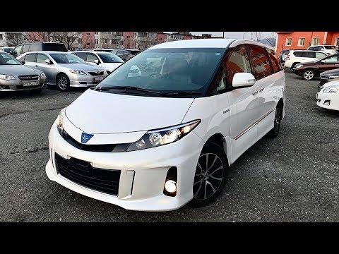 *Отзыв клиента* Илья, г.Москва ; Автомобиль Toyota Estima Hybrid!