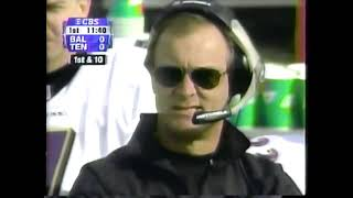2000 AFC Divisional Playoff - BAL @ TEN [FULL GAME]