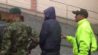 CAPTURAN A PRESUNTOS GUERRILLEROS FARC EN IPIALES NARIÑO