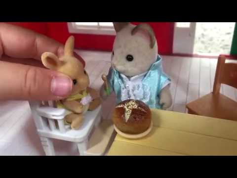Cat Dad Surprised By Bad Baby Kitty and Bunnies Funny Toys Bad Babies