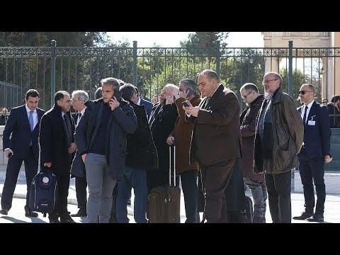 euronews (in Italiano): Misure restrittive anti-migratorie nell'Egeo settentrionale.