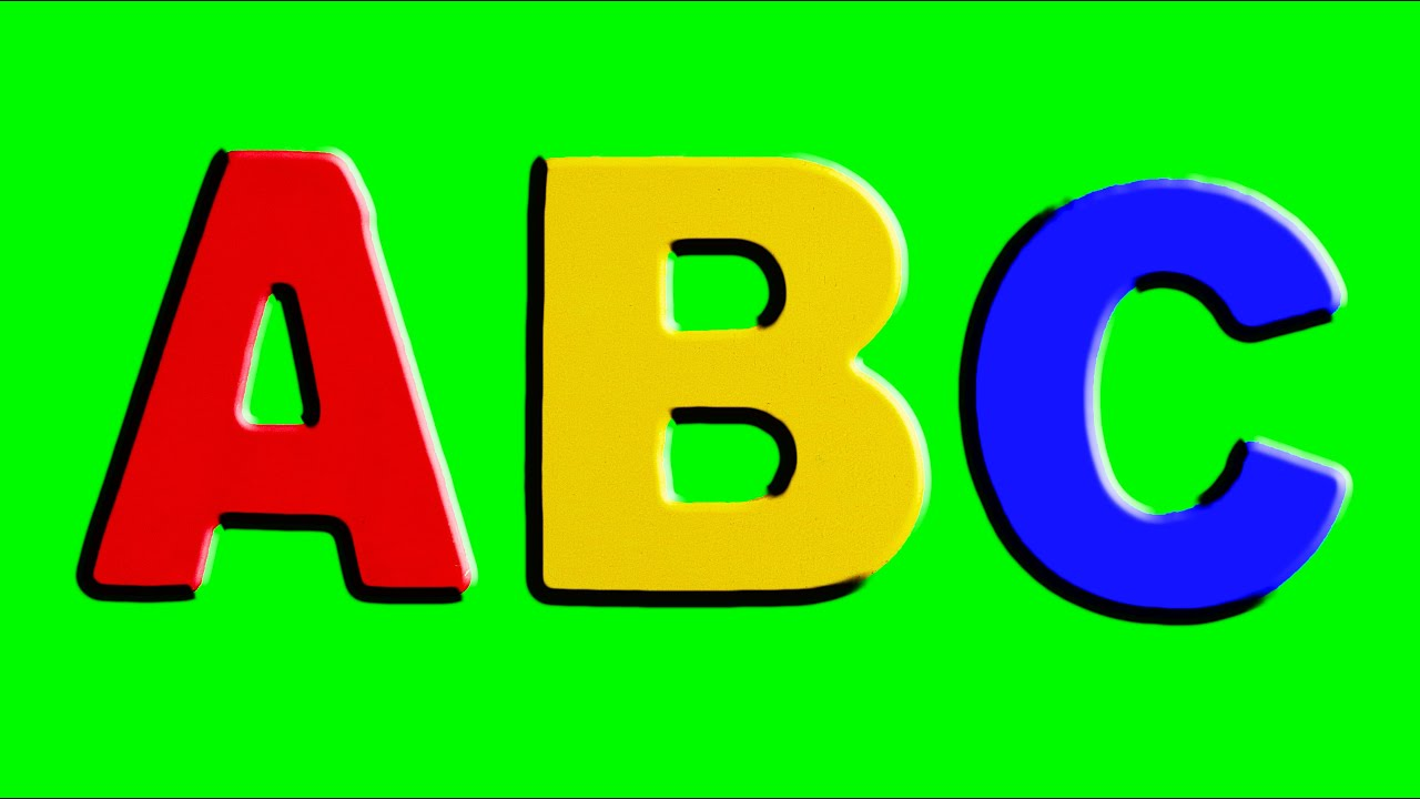 Learn Your ABCs & Colours! Rainbow Alphabet Lesson! Awesome for ...