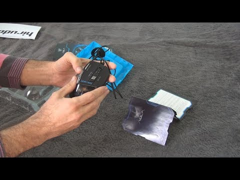 Unboxing And Test Of Aula Killing The Soul Expert Gaming Mouse