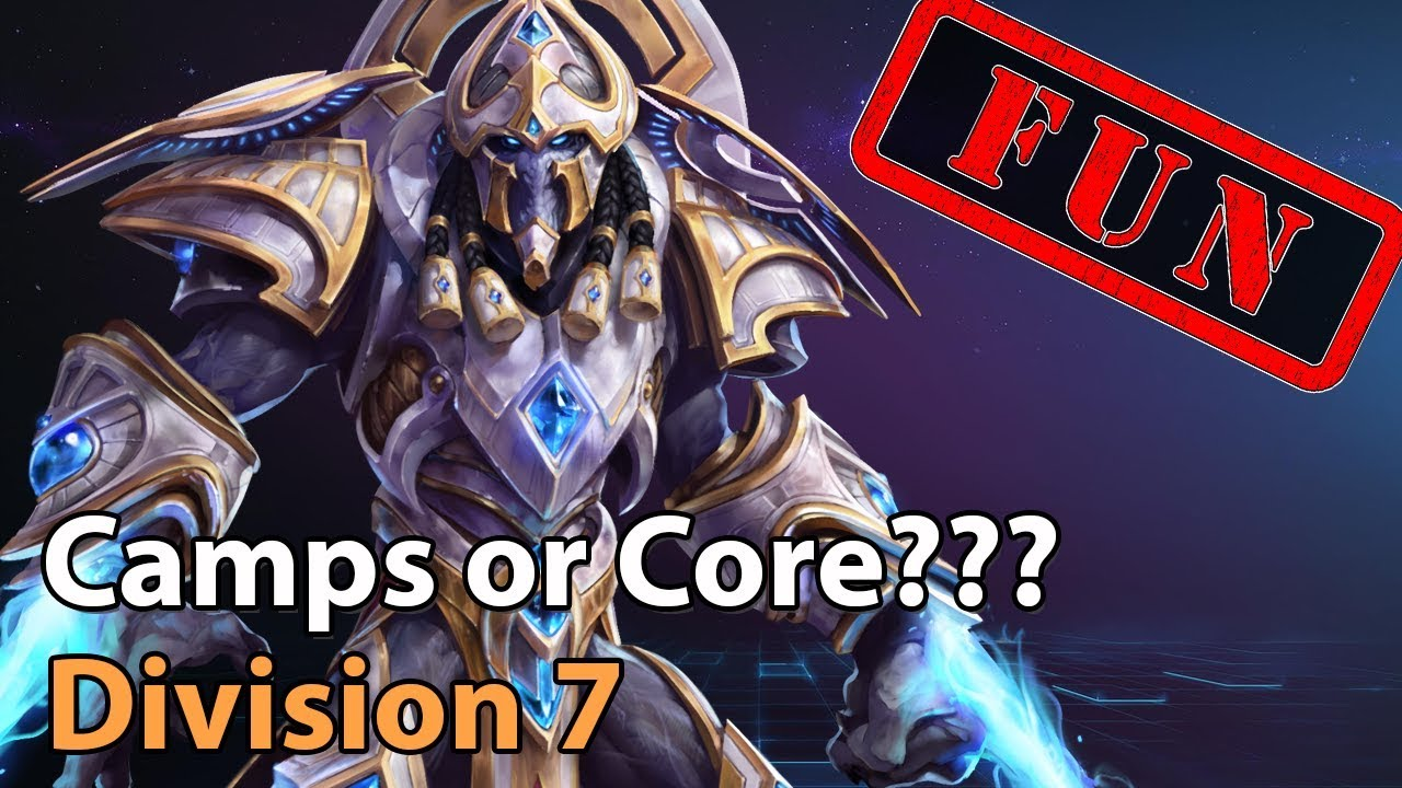 ► Camps or Core? - Division 7 - Heroes of the Storm Amateur Play