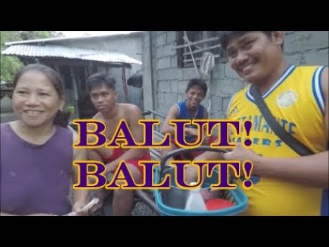 Junior and the Kano Selling Balut - A Philippine Province Living Experience VLOG