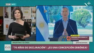 Argentina y sus  crisis: ¿dónde está el origen de todo?