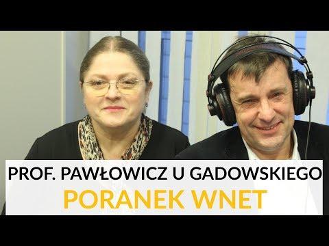 Pawłowicz u Gadowskiego: Miejmy więcej zaufania do decyzji Jarosława Kaczyńskiego