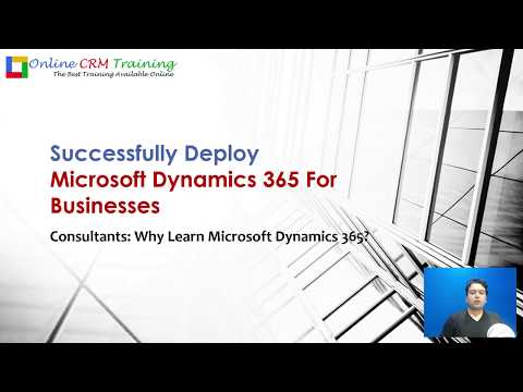 Why You Should Learn Microsoft Dynamics 365 As A Consultant?