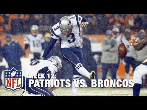 ¡Stephen Gostkowski Manda El Partido a Tiempo Extra! I Highlights Semana 12 I NFL en Español