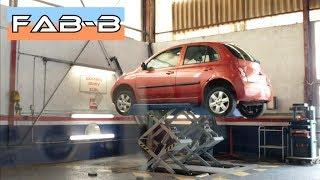 Remise en état d'une voiture à 500 € 4/5 : Mécanique et contrôle technique