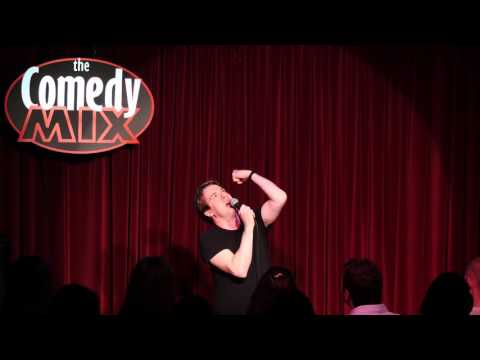 Harris Anderson at The Comedy Mix- 4/22/17, Vancouver BC LATE SHOW