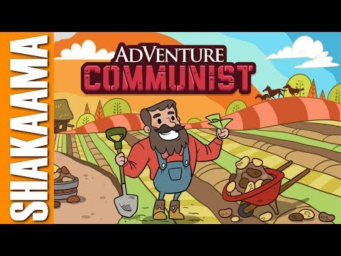 Adventure Communist Game Review
