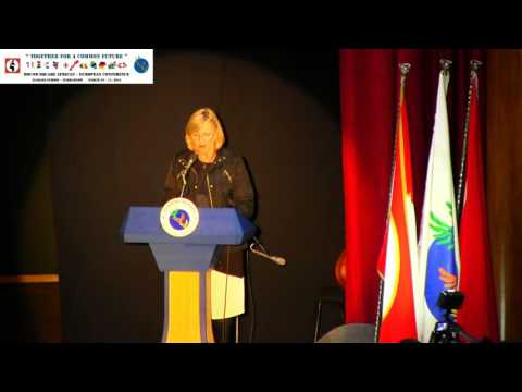 """Round Square African-European Conference : Opening Ceremony """"Part1"""""""