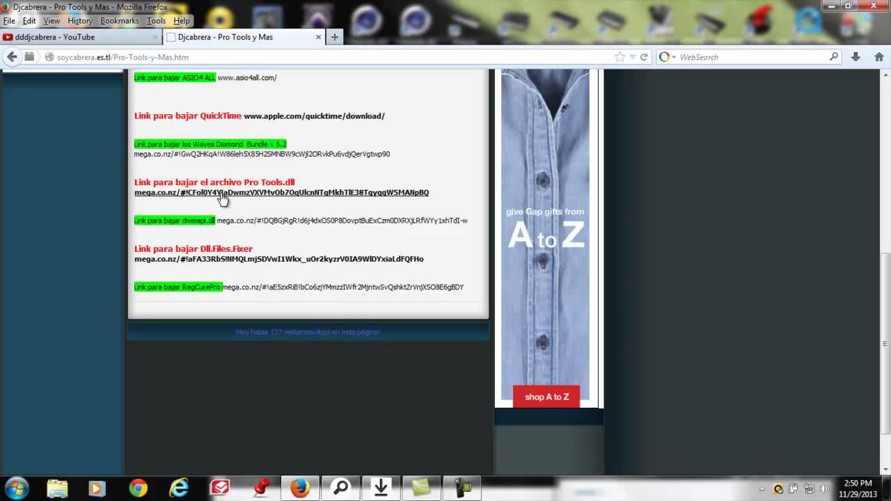 como reparar los errores en pro tools 10 3 7 youtubeDae Error 7401 Pro Tools #13