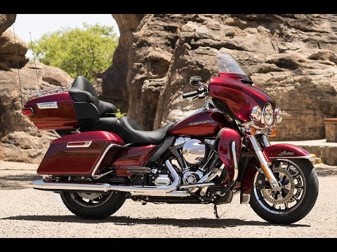 2016 Harley Davidson Touring Ultra Limited