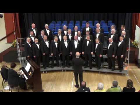 An American Trilogy. The  Colin Jones Chorus. Welsh Male Choir
