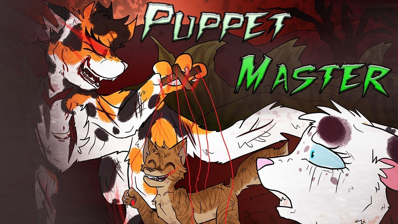 Mapleshade S Puppet Brambleberry Day 4 Warrior Cats