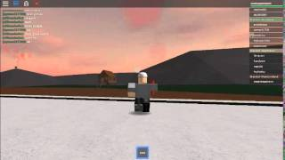 MGC Games: Playing roblox: Air Force Place: Part 1