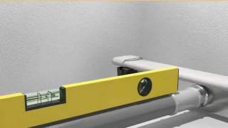 Douchegoot plaatsen – Easy Drain Compact FF (Nederlands)