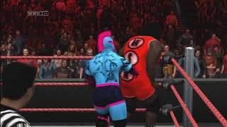 WWE Smackdown Vs. Raw 2011 : 50th Video Special One On One (Gameplay With Commentary)