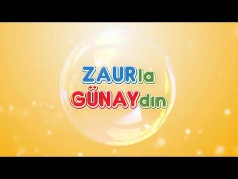 Zaurla GÜNAYdın - Azəri qızı Günel, Tunar, Məlahət Abbasova (14.04.2018)