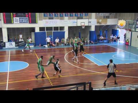All In Sport Summer League 2017: Fisiosan vs Pizzeria Da Modesto 1st quarter