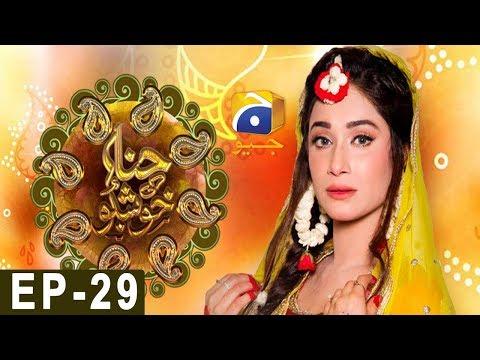 Hina Ki Khushboo - Episode 29 - Har Pal Geo