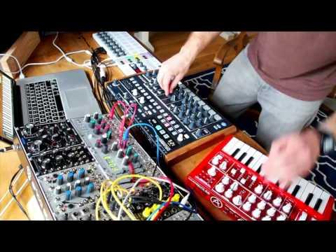 Dapayk & Arturia Drumbrute, Microbrute & Beatstep Pro