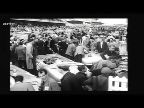 1955 - The Tragedy, 24 Hours of Le Mans - ARTE CHANNEL - Documentary (French Language)