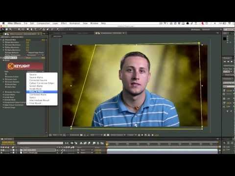 Green Screen Production: Ep 106: DSLR | Video Skills with Rich Harrington: Adorama Photography TV