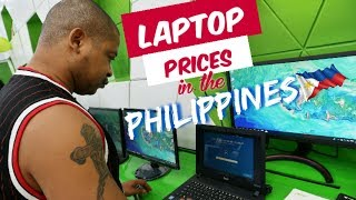 BUYING A LAPTOP IN THE PHILIPPINES | Cyberzone SM Megamall