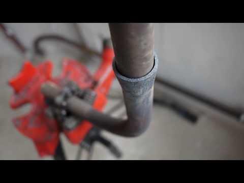 Развальцовка стальных ВГП труб