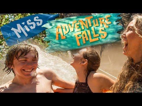 NEW Miss Adventure Falls POV water ride at Disney's Typhoon Lagoon, Walt Disney World