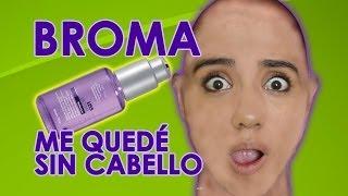 BROMA: ME QUEDE PELONA NOOOO!!! |  | LOS POLINESIOS BROMAS PLATICA POLINESIA