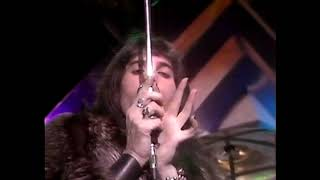 Queen - killer Queen at TOTP 1974 First version amazing quality