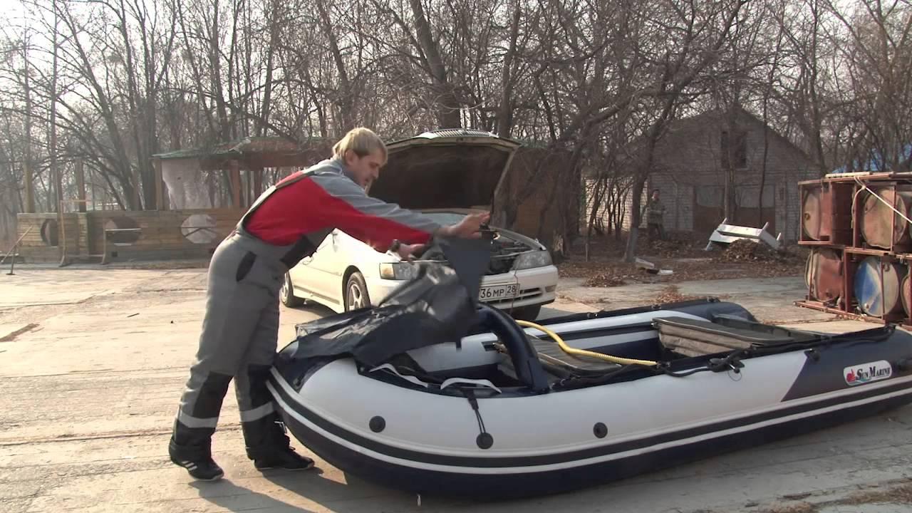 видеоролики о лодках