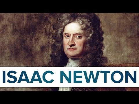 Top 10 Facts - Isaac Newton // Top Facts