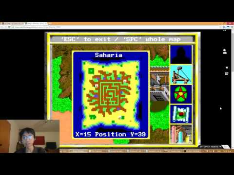 King's Bounty (DOS) playthrough #6: Maxed Out