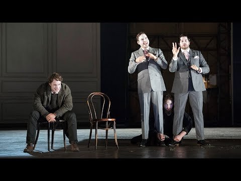 Hamlet: 'The King, sir' - Glyndebourne
