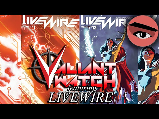 Valiant Watch E014 - LIVEWIRE Special