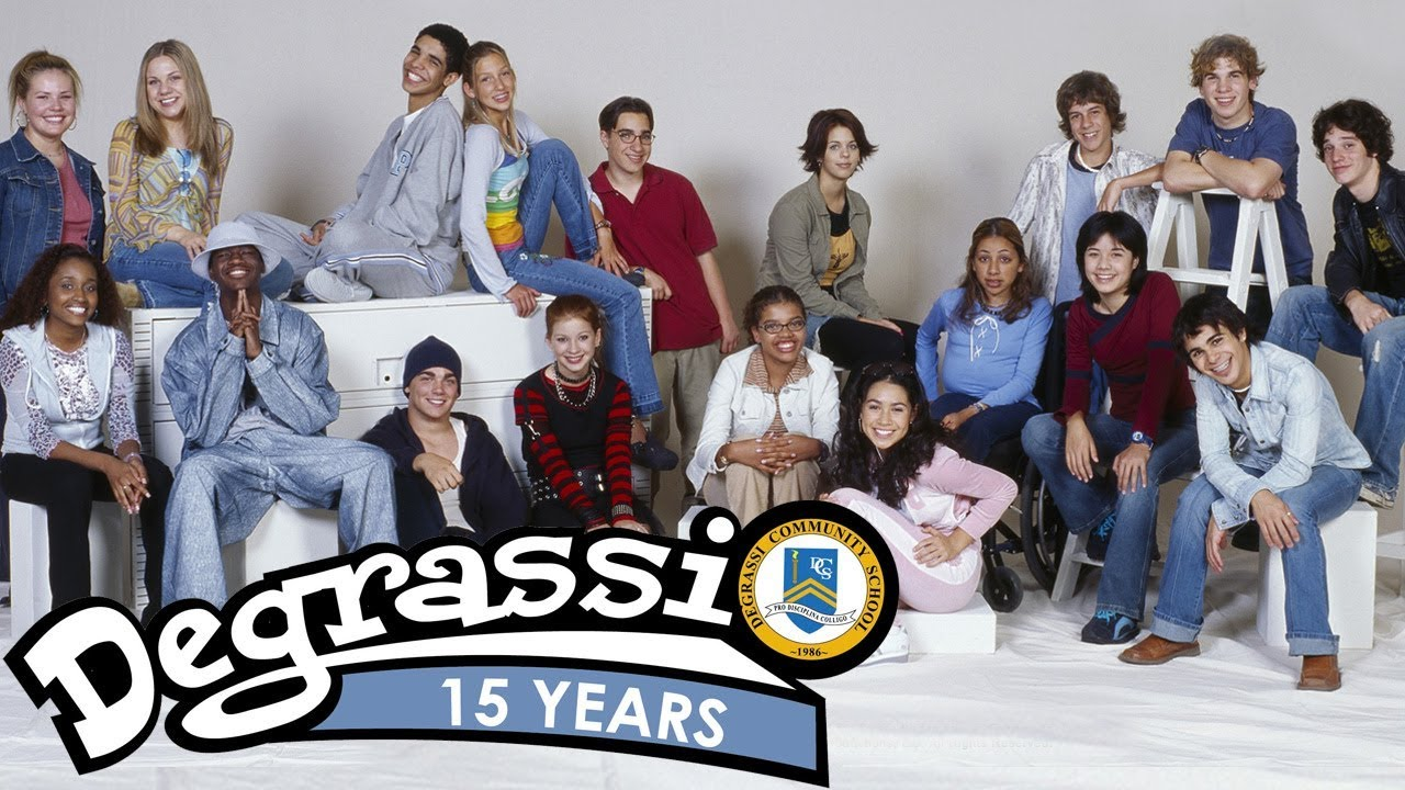 I've Been A Degrassi Fan Now For 15 Years.