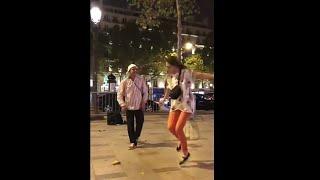 ❤️Algérie vs Maroc 🇩🇿🇲🇦 رقص جزائري ومغربية في باريس ❤️  🇲🇦🇩🇿🇲🇦🇩🇿🇲🇦
