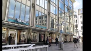 ケルン、 ホーエンツォレルン橋(愛の南京錠)  タリスでケルンからブリュッセルMidi ホテルメトロポール   3月3日 2015年