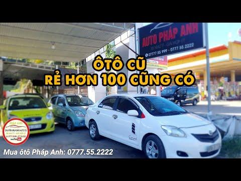 """""""LAO ĐAO"""" vì giá xe ôtô cũ cận tết rẻ cực, giá hơn 100tr Form đẹp xe chuẩn 7 chỗ zalo (0777.55.2222)"""